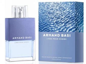 Armand Basi L'Eau pour Homme: La nueva fragancia de aires oceánicos 1