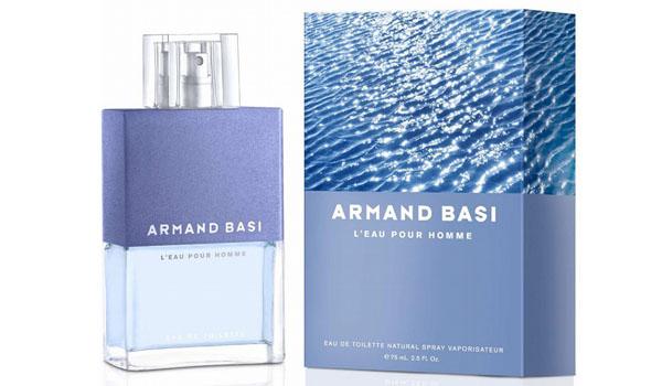 Armand Basi L'Eau pour Homme: La nueva fragancia de aires oceánicos