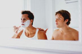 Cosmética esencial para hombres