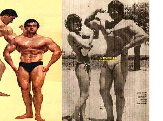 Jorge Brisco un Campeón argentino 1