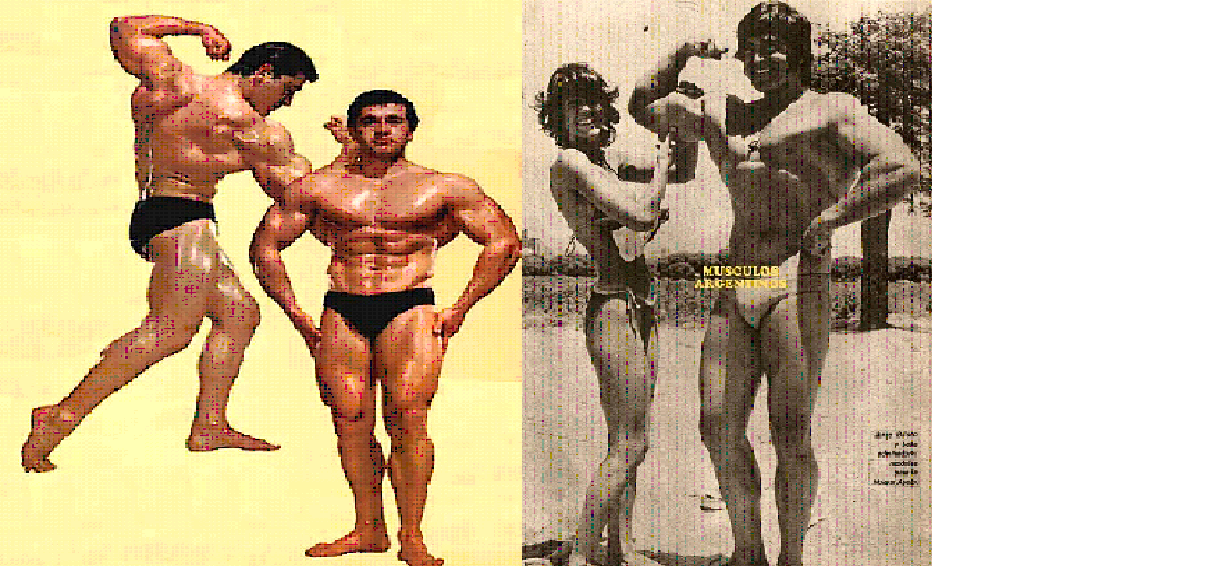 Jorge Brisco un Campeón argentino