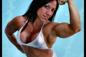 Carla Salotti Una belleza musculosa