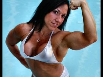 Carla Salotti Una belleza musculosa 1