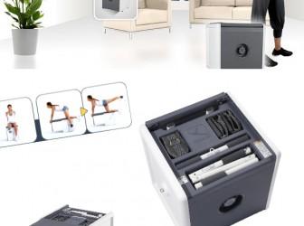 Diseño e innovación El Fitness Cube 1