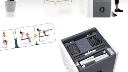 Diseño e innovación El Fitness Cube