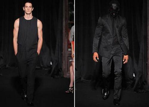 Semana de la Moda de París: Givenchy primavera- verano 2011- 2012