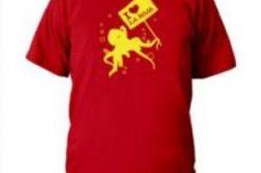 El pulpo Paul se podrá ver hasta en las camisetas