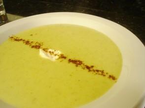 Más recetas saludables de sopas y cremas 1
