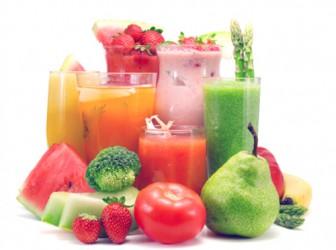 En verano las frutas y verduras protegen la piel 1