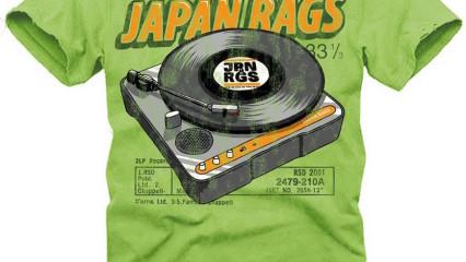 Colección rockera 2010- 2011 de Japan Rags