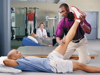 Lesiones deportivas, proceso de recuperación 1