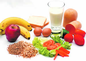 Dieta vegetariana apta para deportistas