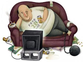 Los efectos de la vida sedentaria 1
