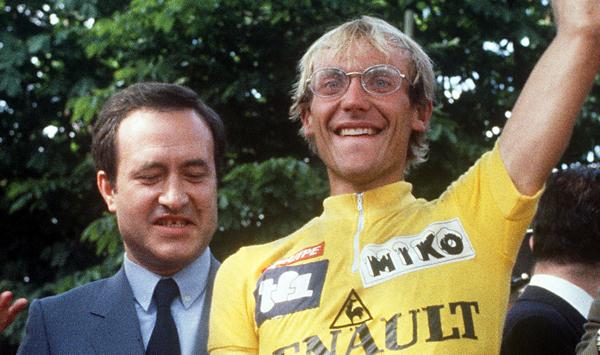 Ha muerto Laurent Fignon