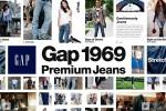 Novedades de la línea Gap 1969 Premium Jeans 3