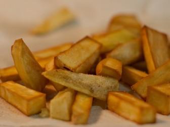Como hacer de las frituras una comida sana 1
