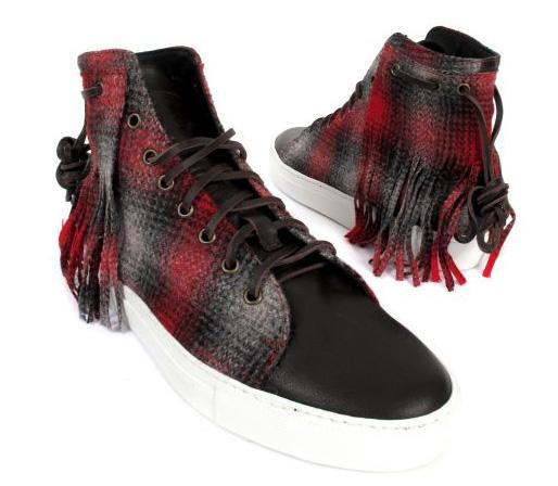 Zapatillas Trusardi 1911 para el próximo invierno