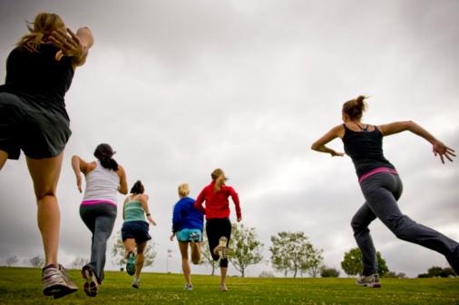 Prevenir la hinchazón en los entrenamientos
