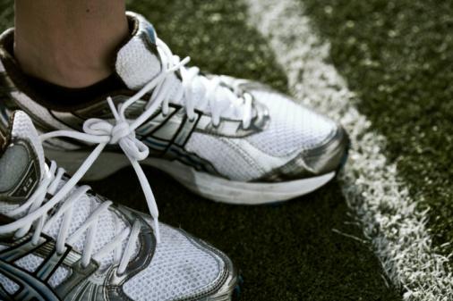Partes de una zapatilla de correr
