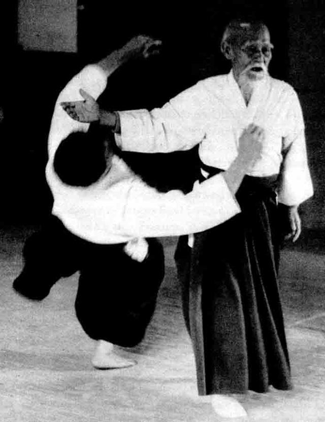 Aikido, beneficios de su práctica