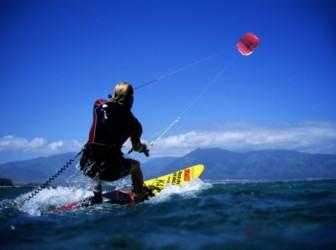 Vuela con el kite surf 1