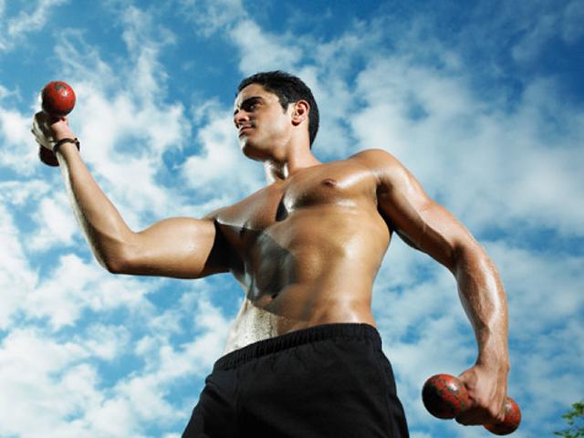 Aeróbic y ejercicio físico
