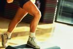 Practicar Step para mantenerse en forma