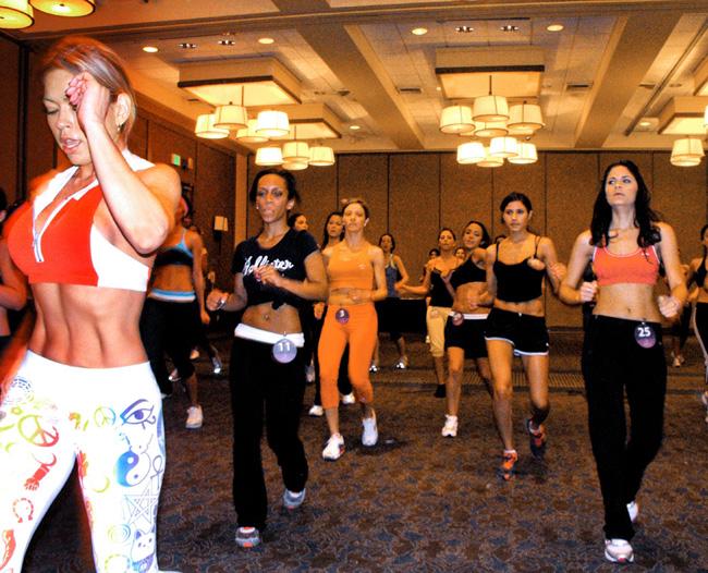 Mejorar la figura con dieta, ejercicios y estética