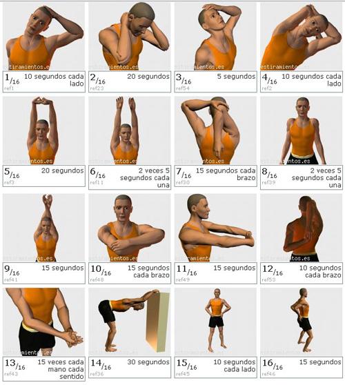 Los ejercicios de estiramiento ayudan a sentirse bien 2