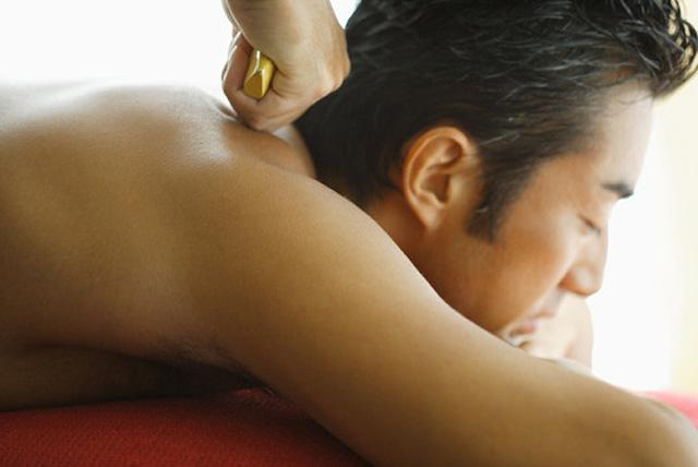 El masaje japonés