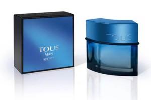 Tous Man Sport, el perfume de cristal 1