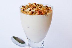Recetas saludables con yogurt