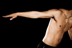 El entrenamiento fitness de los brazos 1