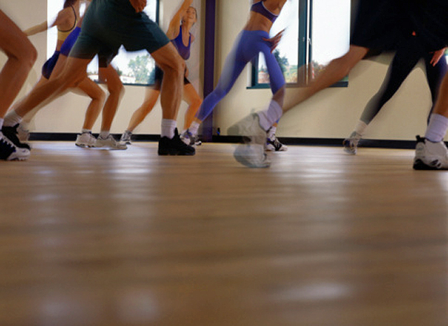 El Nike Dance Workout