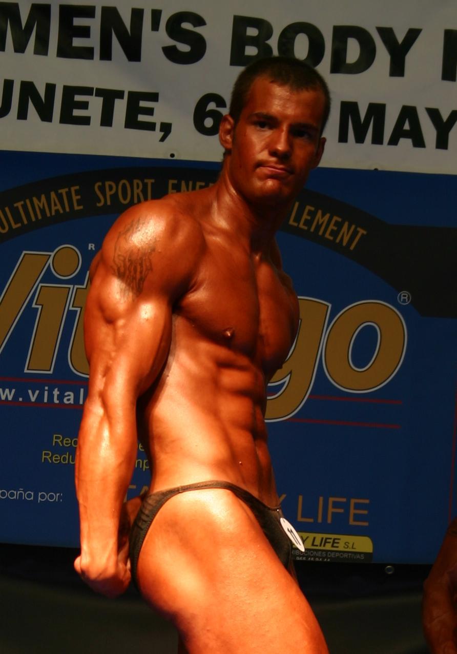 Dieta para culturistas: aumentar masa muscular