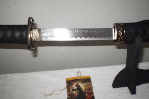 Espada de Samurai 1