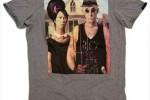 Las llamativas camisetas de Bershka 3