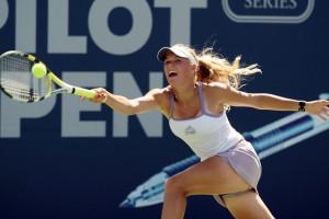 Wozniacki, la nueva musa del tenis 1