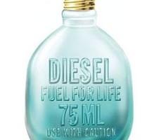 Diesel Fuel For Life Summer, una fragancia moderna 1