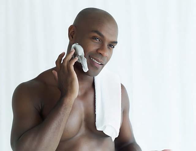 Afeitarse sin dañar la piel