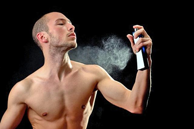 Cada hombre con su propio perfume
