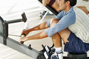 Fitness en aparatos de gimnasio 1
