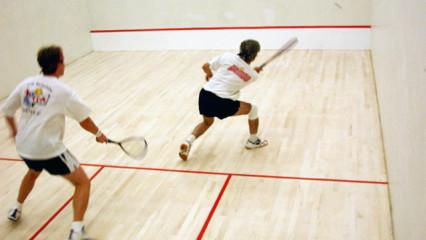 Squash, un deporte excelente para la salud