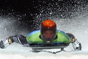 Skeleton: bajar por la nieve a gran velocidad 1