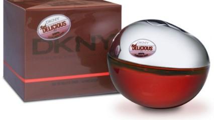 DKNY Red Delicious, la fragancia de Donna Karan