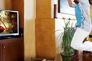 Jugar en casa con Kinect 1