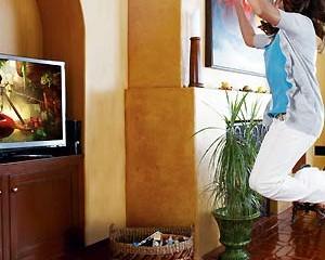 Jugar en casa con Kinect