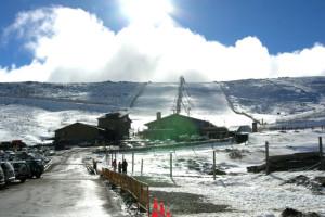Esquiar en Sierra de Béjar 1