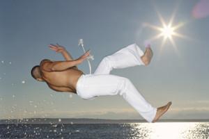 Entrenamiento físico y capoeira 1
