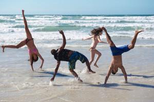 El Afrogym, una nueva forma de fitness 1